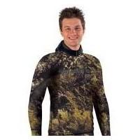 [해외]마레스 Rash Guard Illusion Top Camouflage