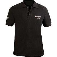 [해외]마레스 Short Sleeves Polo Black