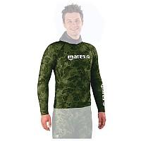 [해외]마레스 Rash Guard Top Camo Green