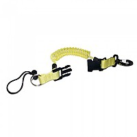 [해외]METALSUB Console/Torch Spiral Lanyard Yellow