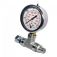 [해외]METALSUB Compressor Gauge Glycerin. Outpout 1/4 Bsp