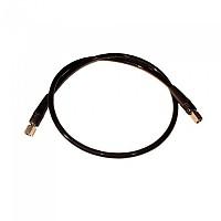 [해외]METALSUB Filling hose For LW Compressor Fittings Stainless Steel Black