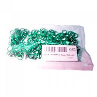 [해외]METALSUB LP Viton O Ring First Stage 200 pcs Green