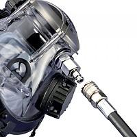 [해외]OCEAN REEF Extraflex Quick Connect Hose Black