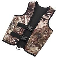 [해외]OMER Tortuga Marco Bardi Back Harness 3 mm Camo / Black