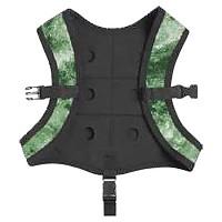 [해외]씨악서브 Vest Caccia Camo Green