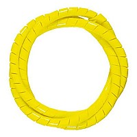 [해외]SEACSUB Spiral Hose Protection Yellow