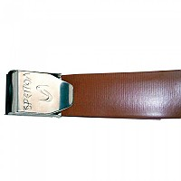 [해외]스페톤 Inox Buckle Rubber Belt Brown