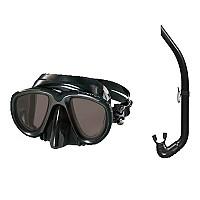 [해외]SPETTON Excell Smoke+Spring Black Snorkel Black