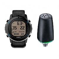 [해외]순토 D6i Novo Zulu Transmitter Pack Black