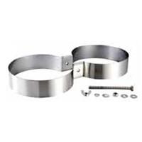 [해외]TECNOMAR Inox Ring for Twin Tanks 12L with screws and nuts