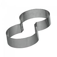 [해외]TECNOMAR Inox Ring for Twin Tanks 10L with screws and nuts