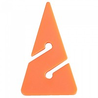 [해외]TECNOMAR Direction Marker Rope Orange (6 pcs)