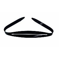 [해외]TECNOMAR Silicone Mask Strap Black