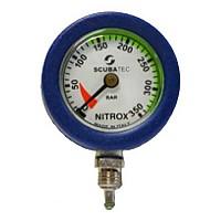 [해외]TECNOMAR Nitrox Pressure Gauge