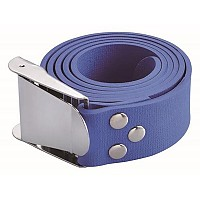 [해외]TECNOMAR Rubber Belt Inox Buckle Blue