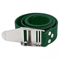 [해외]TECNOMAR Rubber Belt Inox Buckle Green