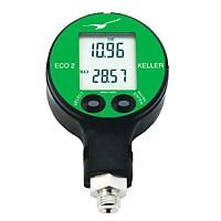 [해외]TECNOMAR Digital Manometer Eco2 A4 Green / Black