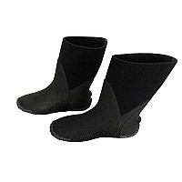 [해외]TYPHOON Neoprene Boots for Dry Suits Black