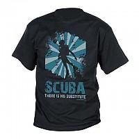 [해외]UWAHU Scuba 50 Shades Of Blue Black