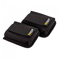 [해외]XDEEP Backmount Trim Pockets 2 Units Black