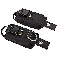 [해외]XDEEP Weight Pockets 2 Units Black