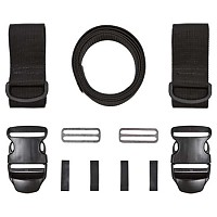 [해외]XDEEP Quick Release Buckle Kit For Stealth 2.0