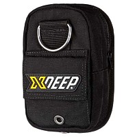 [해외]XDEEP Backmount Cargo Pocket Black