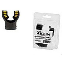 [해외]XS SCUBA Comfort Cushion Regulator Mouthpiece Black / Yellow