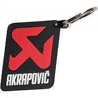 [해외]아크라포빅 머플러 Logo 버티컬 Black