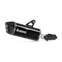 [해외]아크라포빅 머플러 Muffler Slip On Titanium R1250GS Black