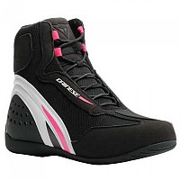 [해외]다이네즈 Motorshoe D1 Air Black / White / Fuchsia