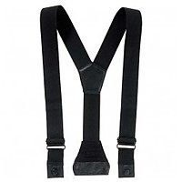 [해외]DRIVE Button On Suspenders 1 0 Black