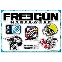 [해외]FREEGUN BY SHOT Planche Ticker 프리gun 카모