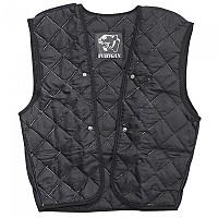 [해외]퓨리간 Thermo Alu Lining Vest Black