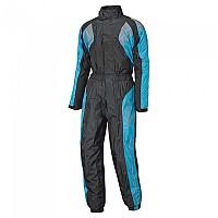 [해외]HELD Flood Rain Suit 9136773006 Black / Blue