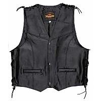 [해외]HELD Patch Vest 959654 Black