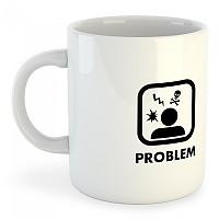 [해외]KRUSKIS Mug Problem Solution 라이드 White