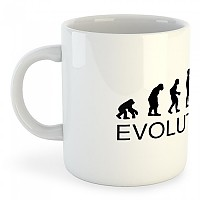[해외]KRUSKIS Mug Evolution Off Road 136665615 White