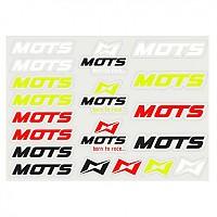 [해외]MOTS Stickers Multi