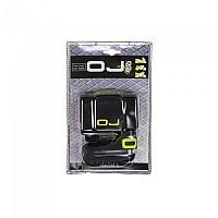[해외]OJ Disc Lock Black / Yellow Fluo