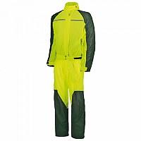 [해외]OJ Compact Total Rain Suit 9136447388 Yellow Fluo