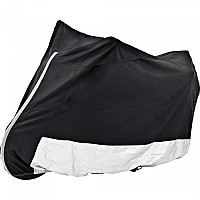 [해외]POLO Tarpaulin With Window Black / Silver