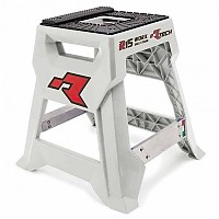 [해외]RTECH R15 Works Cross Bike Stand White