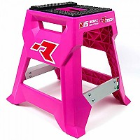 [해외]RTECH R15 Works Cross Bike Stand Fuchsia