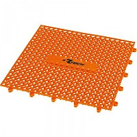 [해외]RTECH Rubber Carpet 1x1 Meter Orange