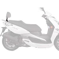 [해외]샤드 Aeon Elite/Urban 125/350i&Benelli ZenZero 125i/350i&Quadro 3D 360 Backrest Kit 9136277795 Black