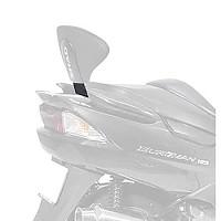 [해외]샤드 Suzuki Burgman 125/UH 125/150 Backrest Fitting 9136277824 Black