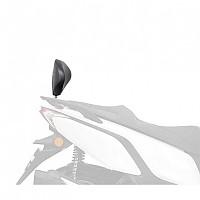 [해외]샤드 Daelim XQ1 125/250 Backrest Kit 9137027032 Black