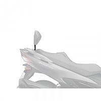 [해외]샤드 Suzuki Burgman 400 Backrest Fitting 9136674472 Black